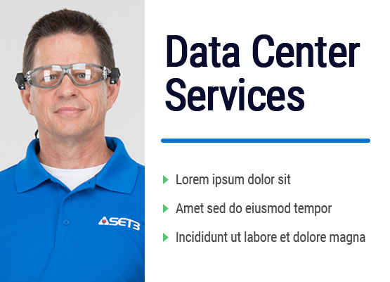 Data Center Services Information