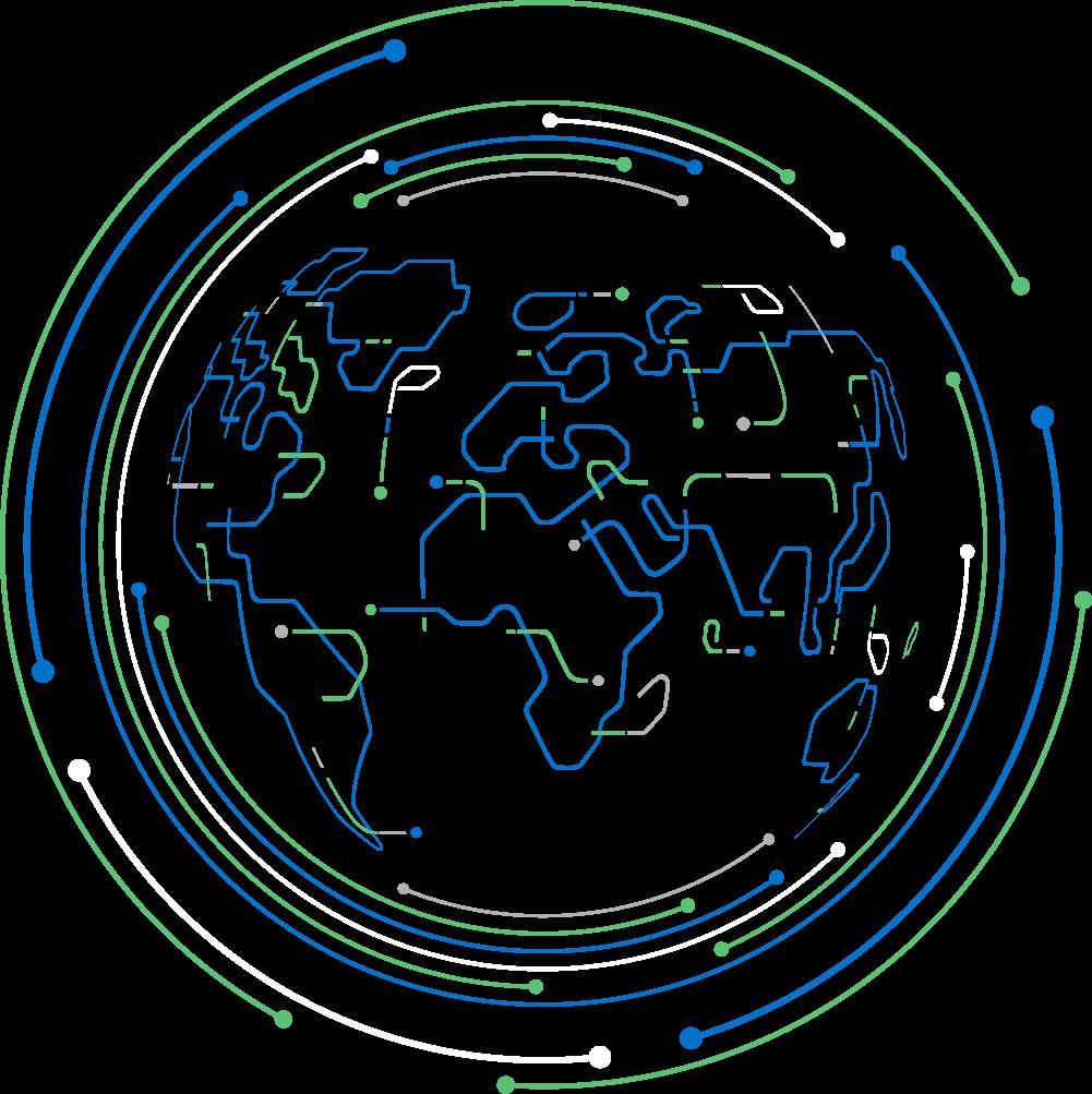 Uptime Globe Image