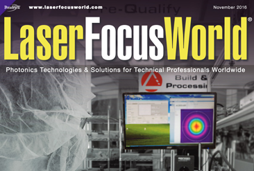 image of laser focus magazine